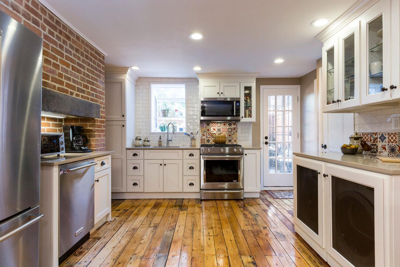 historic kitchen remodel jersey city   houseplay renovations