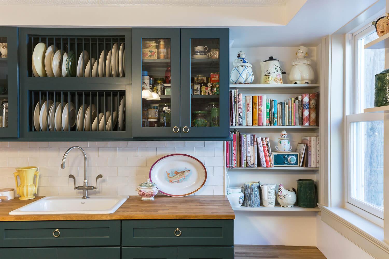 Historic Brownstone Kitchen Remodel Houseplay Renovations